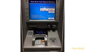 Cash Deposit Mahcine (CDM)